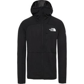 The North Face Summit L2 Power Grid LT Hoodie Jacket Herre TNF Black